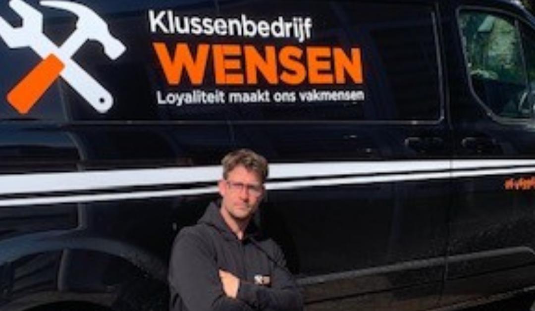 Een bedrijfshypotheek binnen een week: Klussenbedrijf Wensen